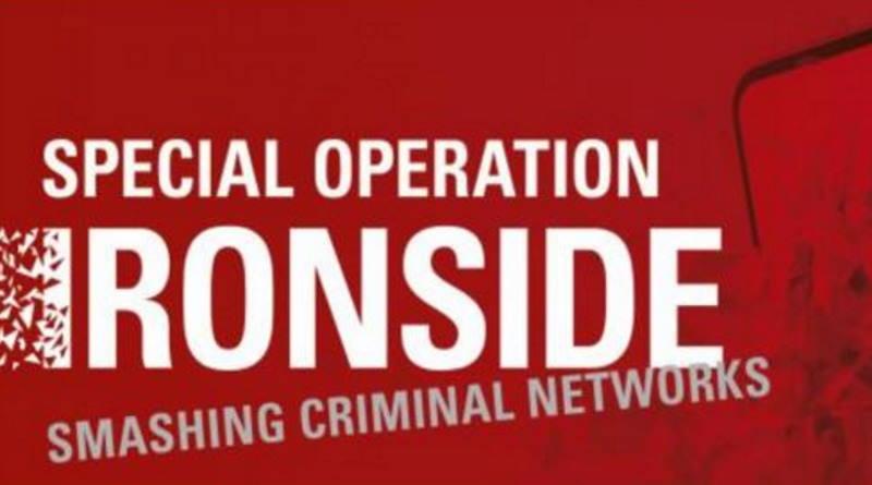 Australian Federal Police-led operation, Ironside