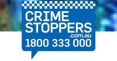Crimestoppers -banyule community news