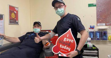 Emergency Services Blood Challenge