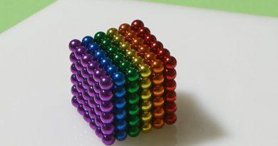 Magnetic magic Dots by Pixie fidgets