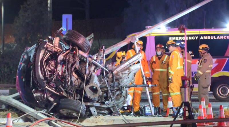 Second man dies following South Morang crash
