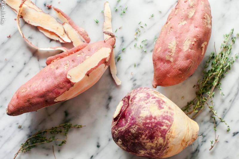 Sweet Potato and Swede Mash2