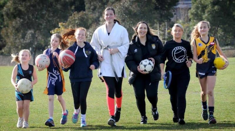 female includion in sports grant