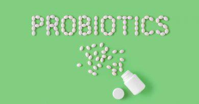 gerald Quigley talks on probiotics