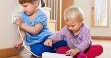 safety for children