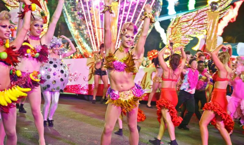 sydneys gay and lesbian mardi gras